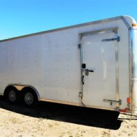 2016 HOMESTEADER UTILITY TRAILER